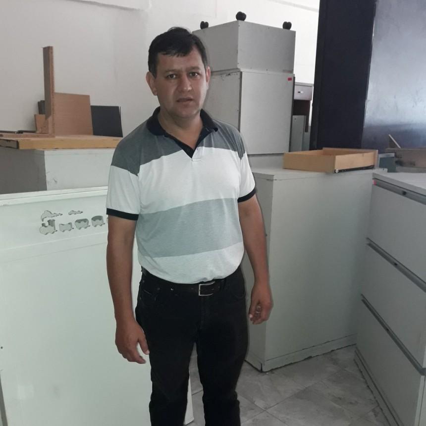 VILLA ÁNGELA: AVENIDA F. C. RECIBIÓ IMPORTANTE DONACIÓN DE MOBILIARIO DE LA EMPRESA TOTAL S.A.