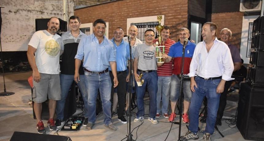"""Villa Ángela: El Club Atlético Alvear realizó la 4° Edición del Torneo de Maxi Básquet """"René Adrián Pilotti"""""""