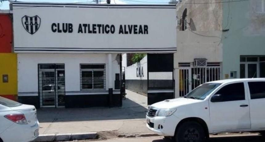 98 ANIVERSARIO DEL CLUB ATLÉTICO ALVEAR