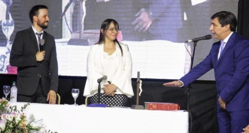 Gustavo Martínez juró como intendente de Resistencia